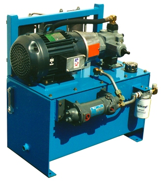Hydraulic Driven Gas Booster