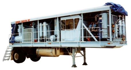 Nitrogen Generating System- High Capacity