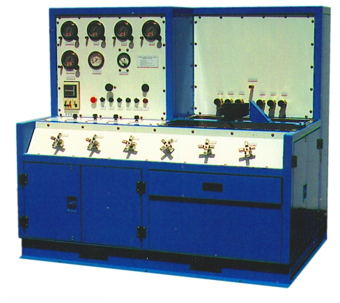 Hydraulic Test Stand- Stationary