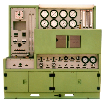 Pneumatic Test Stand- Stationary