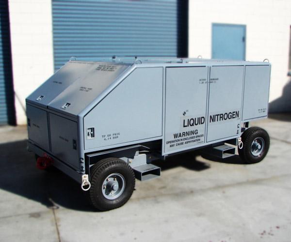 Nitrogen Servicing Unit