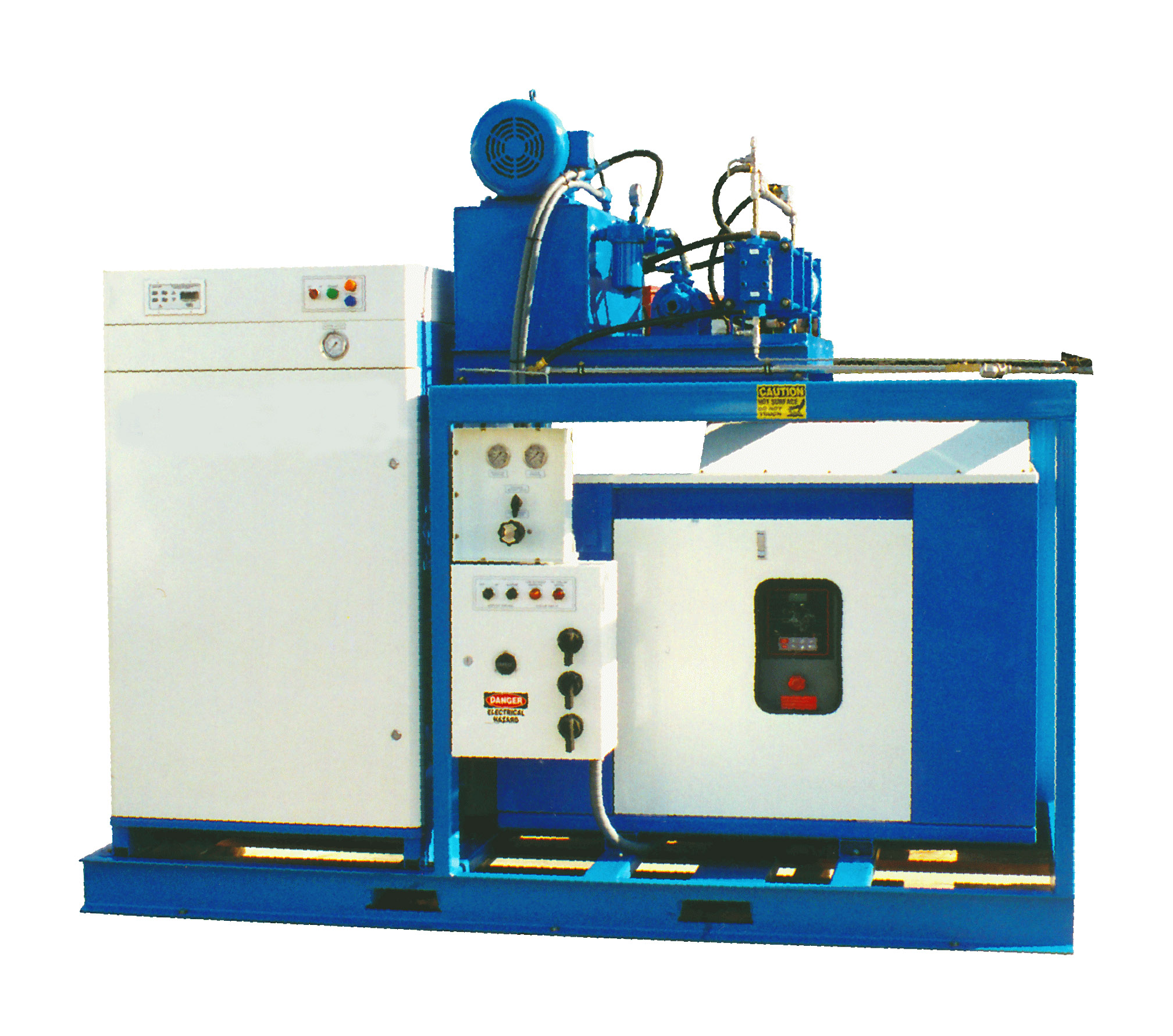 Nitrogen Generating System- In-Plant Commercial