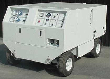 Nitrogen Generating System- Self-Generating Mobile